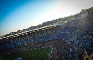 FC Barcelona Football Stadium