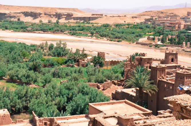 Kasbah views
