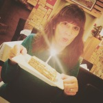 Caroline's birthday!
