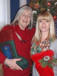 Me, Mom, Christmas