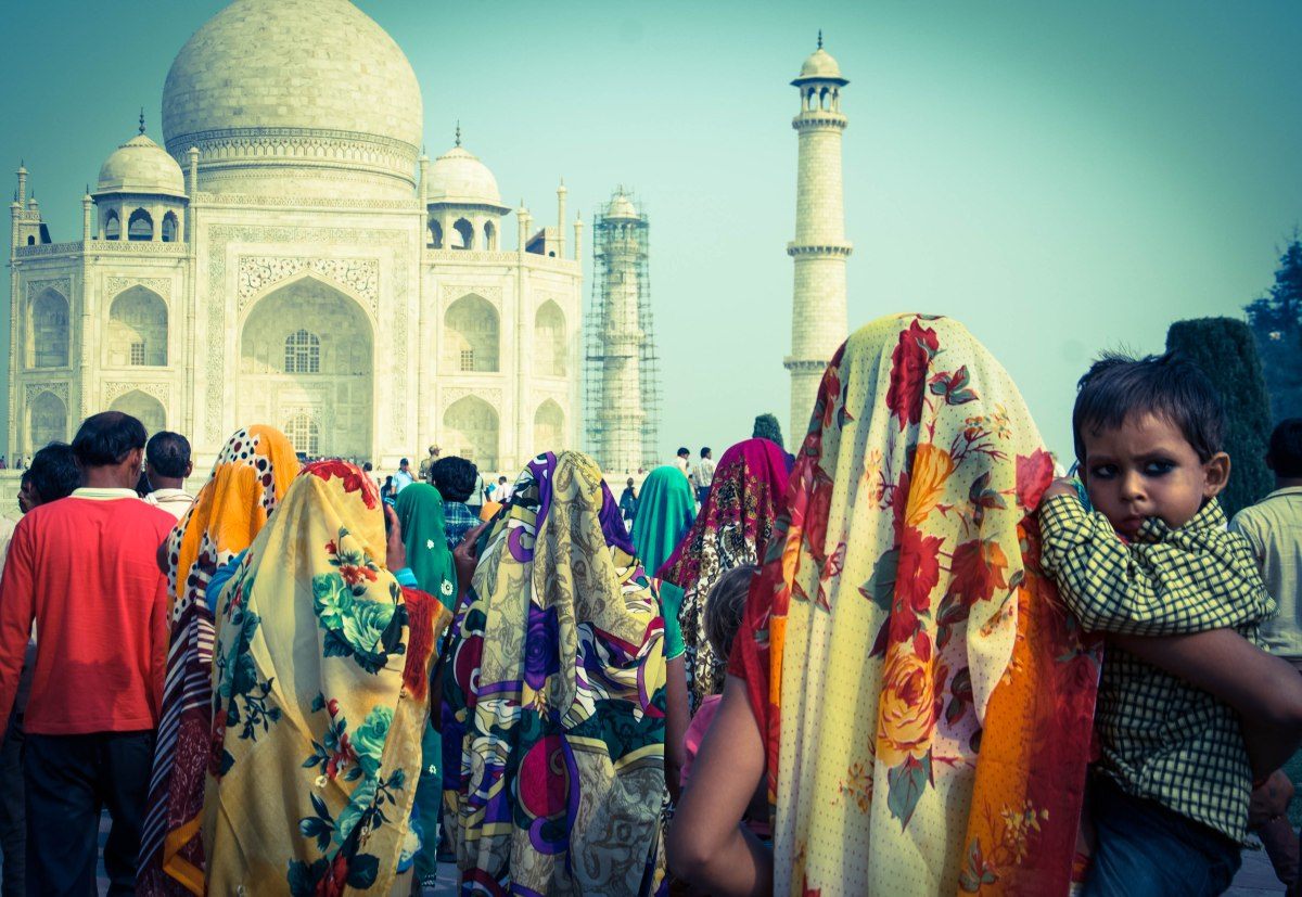 The Taj: Enduring Love | A Photo Essay