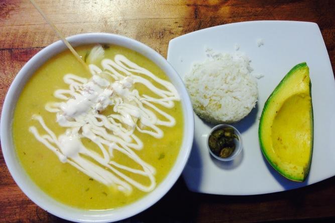 Bogota Soup