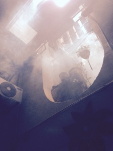 Smoky alcove